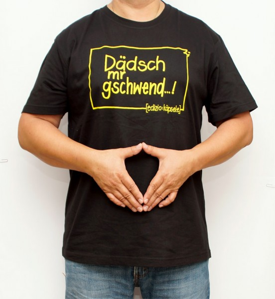 T-Shirt - Dädsch mr gschwend