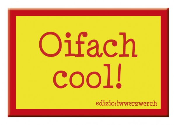 Magnedle - Oifach cool!