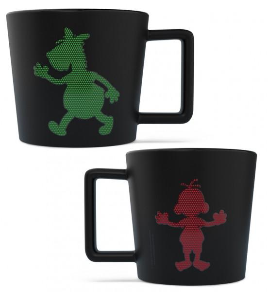 """Kaffeebecher """"Ampelmännle"""""""