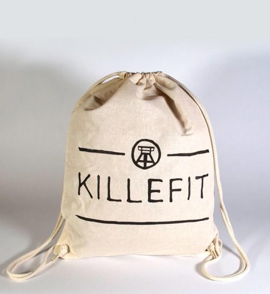 Turnbeutel - KILLEFIT!