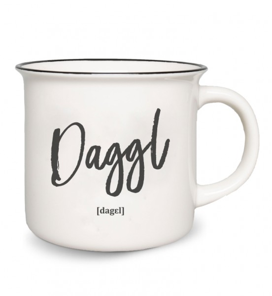"Tasse: ""Daggl"""