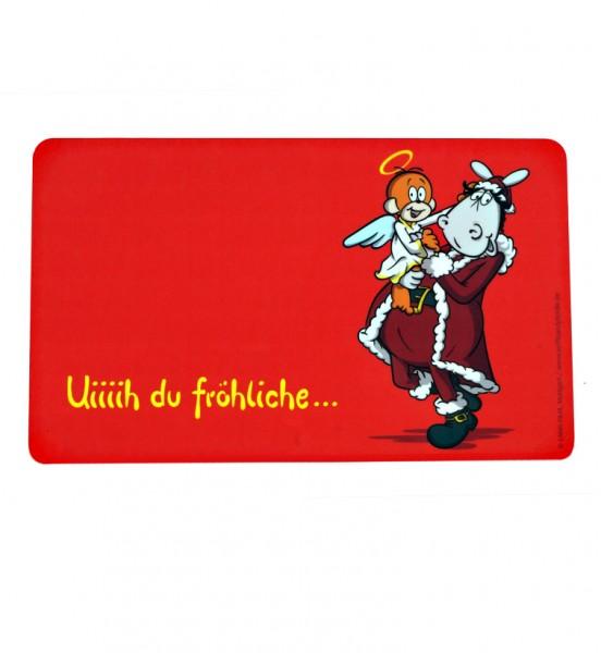 Frühstücksbrettle Uiiiih du fröhliche ...