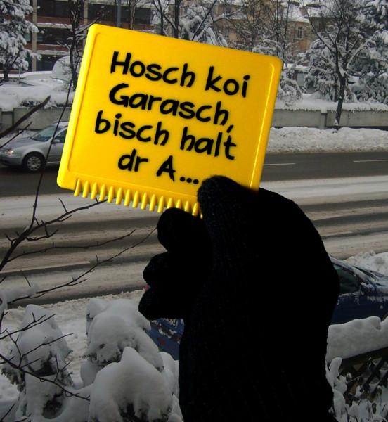 Eiskratzer - Hosch koi Garasch...
