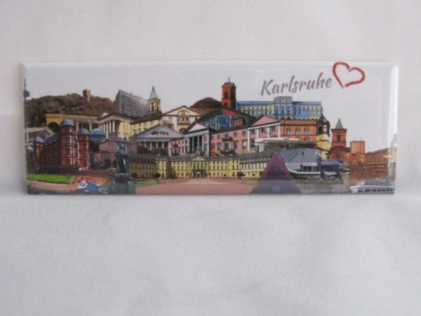 Postkarte- Karlsruhe
