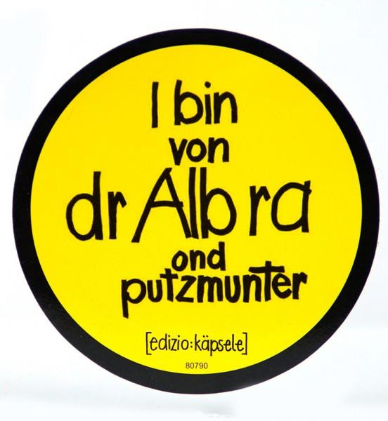 Autoaufkleber - Von dr Alb ra