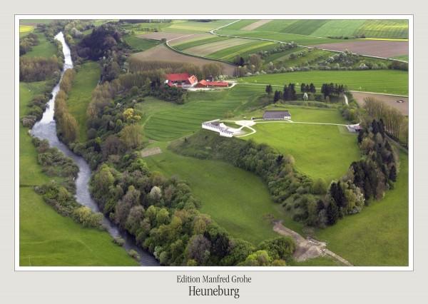 Postkarte - Ed. Manfred Grohe - Heuneburg