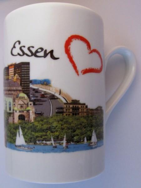 Tasse - Röttgers - Panorama Essen