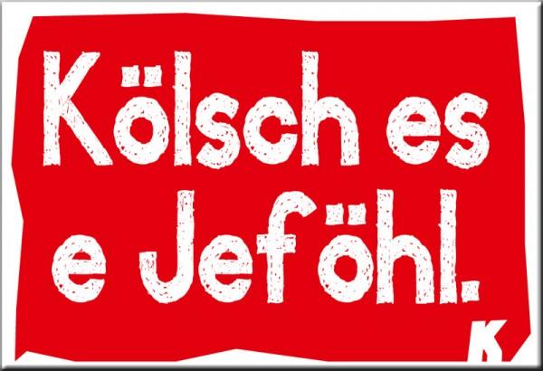 Magnet Kolsch Es E Jefohl Edition Kasalla Kolsch Landauf