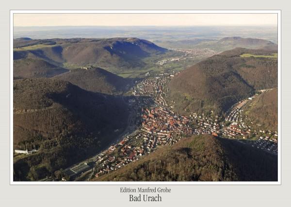 Postkarte - Ed. Manfred Grohe - Bad Urach