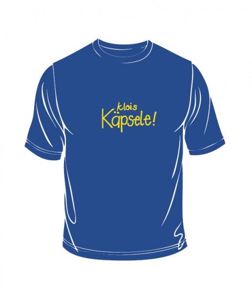 T-Shirt - klois Käpsele!