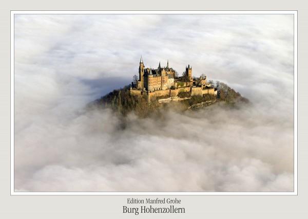 Postkarte - Burg Hohenzollern