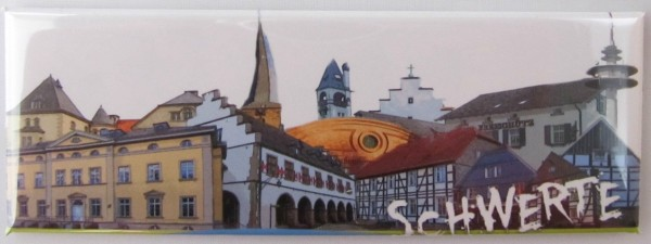 Magnet - Röttgers - Panorama Schwerte
