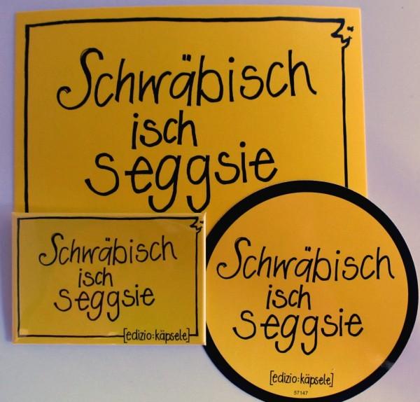 Set - Set Schwäbisch isch seggsie