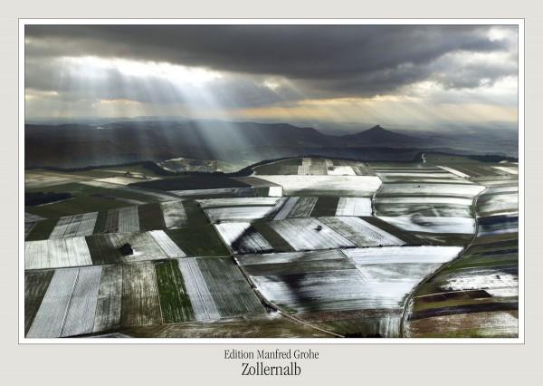 Postkarte - Ed. Manfred Grohe - Zollernalb