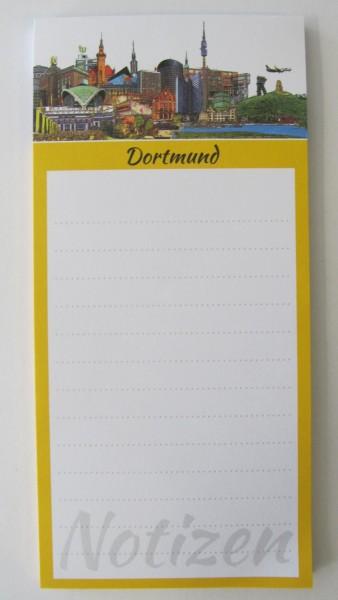 Notizblock - Dortmund