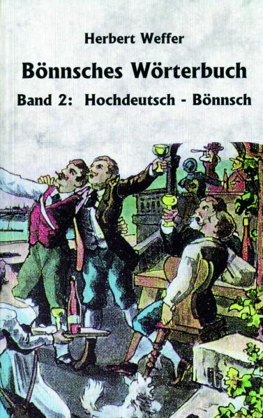 Buch - Hochdeutsch - Bönnsches Wörterbuch Bd. 2