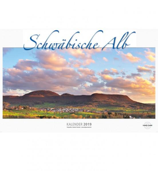 Schwäbische Alb Kalender 2019 | Hartmut Schenker