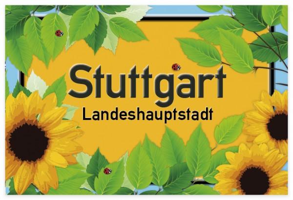 Magnet - Stuttgart, grüne Hölle